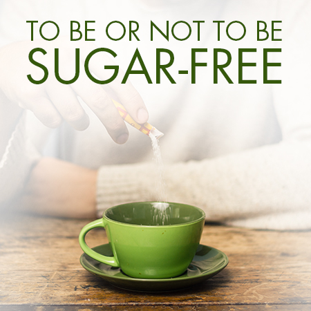 To be or not to be sugar-free