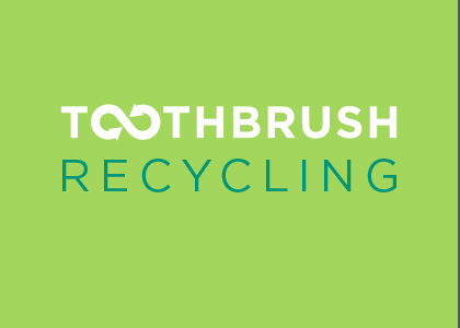 Henderson dentist, Dr. Stephen Hahn at Galleria Family Dental shares how to recycle your toothbrush for a clean mouth and a clean planet!
